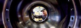 Erneut maue Wirtschaftsdaten: Industrie bremst scharf