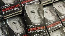 Person der Woche: Helmut Kohl - großer Mann, kleine Tragödie