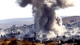IS-Vormarsch in Kobane: Zurückhaltung der Türkei führt zu gewalttätigen Protesten