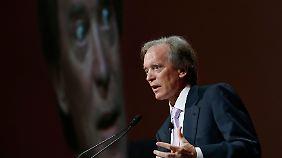 Er ist schuld: Bill Gross. Als er ging, gingen auch die Investoren.