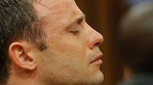 Pistorius ist der fahrlässigen Tötung schuldig.