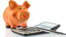 """""""Zinsen wie aus der Zeit gefallen"""": Banksparpläne mit hoher Rendite"""