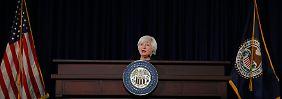 Moderates Wachstum: US-Wirtschaftserholung bleibt mäßig