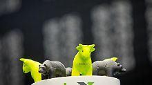 Börsengehandelte Indexfonds (ETFs) eignen sich, um ein Basisdepot aufzubauen. Foto: Frank Rumpenhorst