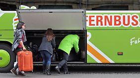 n-tv Ratgeber: Reportage: Wie gut sind Fernbusse?