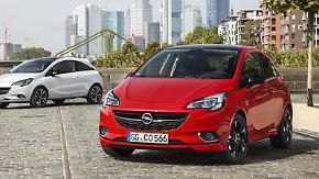 Die neue Generation des Opel Corsa (im Bild) soll es ab nächstem Jahr auch wieder als sportliches OPC-Modell geben. Foto: Opel