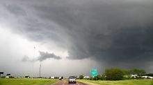 Zusammenhänge noch unklar: Tornados konzentrieren sich auf wenige Tage