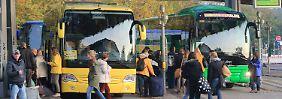 Nur wenige werden überleben: Fernbusse rollen in die Preis-Schlacht