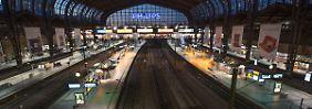 Nach dem Streik: Bahn wirft GDL Unternehmensschädigung vor