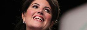 """""""Ich war in meinen Boss verliebt"""": Lewinsky kämpft gegen Internet-Mobbing"""