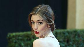 Promi-News des Tages: Anne Hathaways Hollywood-Verfallsdatum läuft ab
