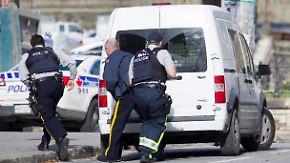 Täter war polizeibekannt: Attentäter in Ottawa erschießt Soldaten