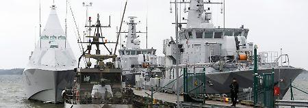"""Experte zur Suche vor Schweden: """"Russland testet neues U-Boot"""""""