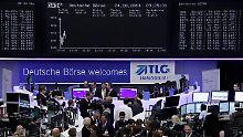 Aufschläge im frühen Handel: TLG gibt glanzloses Börsendebüt