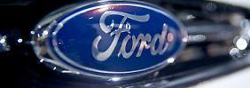 Boom in den USA reicht nicht: Ford-Gewinn bricht massiv ein
