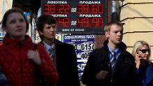 """""""Ramschniveau"""" weiter möglich: S&P lässt Russland vorerst seine Bonität"""