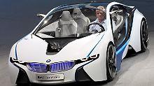 Trotz hoher Entwicklungsausgaben: Deutschen Autobauern gehen die Ideen aus