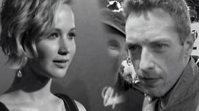 Promi-News des Tages: Glück von Jennifer Lawrence und Chris Martin zerbricht