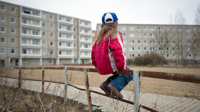 Laut dem Statistischen Bundesamt ist jeder sechste Deutsche von Armut bedroht.