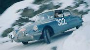 ... Citroen DS 21, die zwar auf die Überholspur deutscher Autobahnen abonniert waren, ...