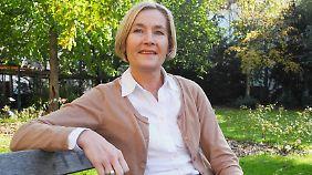 Gaby Stanke engagiert sich freiwillig als Sterbebegleiterin.