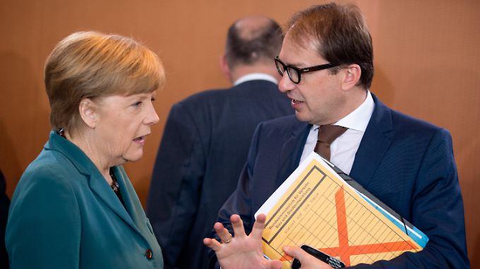 Ausländer-Maut nur auf Autobahnen: Verkehrsminister Dobrindt lenkt offenbar ein