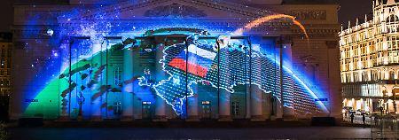 Panne bei Videoclip: Für die Fifa gehört Krim zu Russland