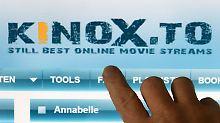 Kinox.to ist nach wie vor online.