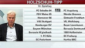 """Holzschuh tippt den Spieltag: """"Hoffenheim ist eigentlich ein Angstgegner"""""""