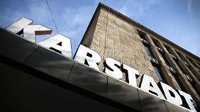 Karstadt kämpft ums Überleben.