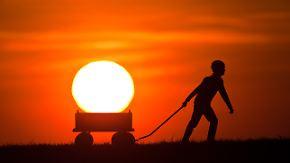 Finaler Bericht des IPCC: Klimawandel ist zu stoppen