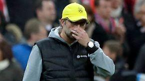Der 10. Spieltag im Rückblick: BVB klammert sich an Strohhalm Champions League