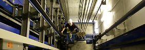 Positive Konjunktur-Daten: Industrie wagt ein bisschen Optimismus