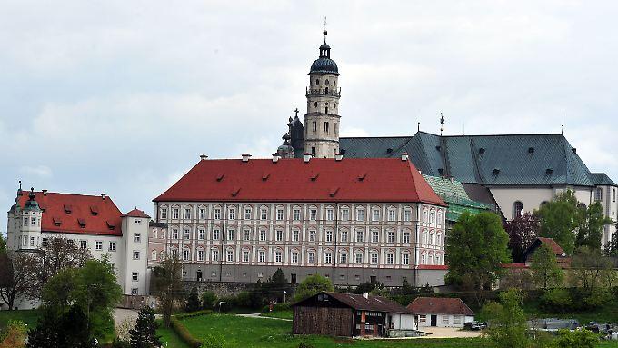 Im Kloster Neresheim wird ein Millionenvermögen versteckt. Niemand weiß, woher es stammt.