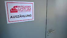 SPD-Basis stimmt für Rot-Rot-Grün: Thüringen stellt wohl linken Regierungschef