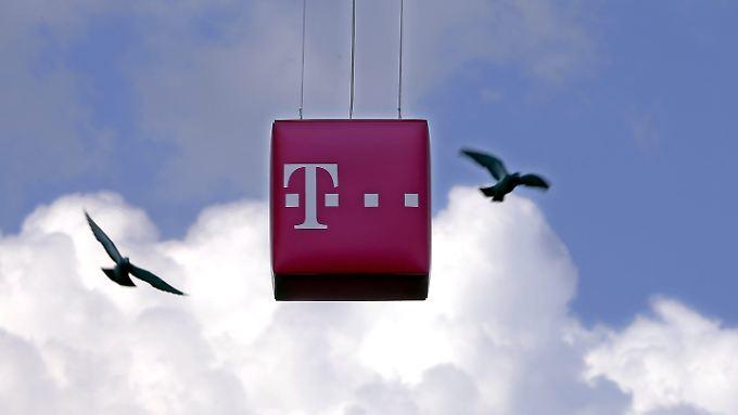 Die Telekom macht ihr Geld zu über 60 Prozent im Ausland.