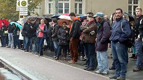 Chaos im Bahnverkehr: Haben Sie Verständnis für den GDL-Streik?
