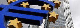 Kommen weitere Hilfen?: EZB tastet Zinssatz nicht an