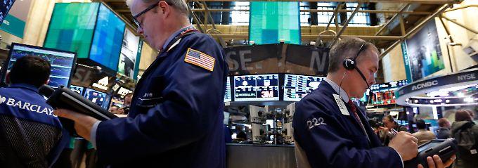 """In den USA gewinnt die Wirtschaft an Kraft: """"Aus makroökonomischer Sicht bleibt der US-Arbeitsmarkt eine wahre Freude."""""""
