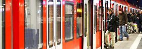 Ab 18 Uhr rollen die Züge wieder: GDL beendet Streik vorzeitig