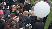 25 Jahre danach: Berlin feiert den Mauerfall