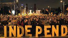 Katalonien ist die wirtschaftlich stärkste Region Spaniens. Eine Unabhängigkeit würde dem Land stark zusetzen.