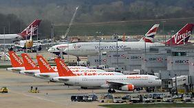 Der Ausbau des Flughafens Gatwick wäre die günstigste Alternative.