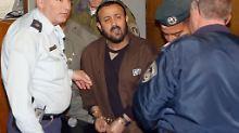 Vom Gefängnis aus rief Marwan Barguti dazu auf, Israel mit Gewalt zu bekämpfen.