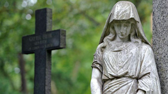 Viele haben ein veraltetes Friedhofsbild verinnerlicht.
