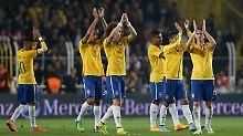Niederlande verlieren schon wieder: Brasilianer fegen die Türken vom Platz
