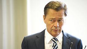 Urteil gegen Ex-Arcandor-Chef: Gericht verhängt Haftbefehl gegen Middelhoff