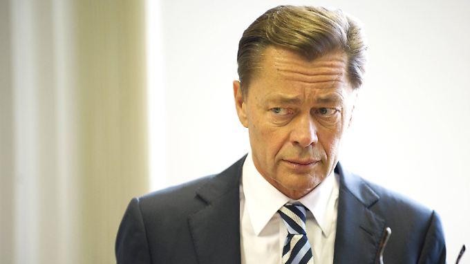 Haftstrafe für Ex-Arcandor-Chef: Gericht spricht Urteil gegen Middelhoff