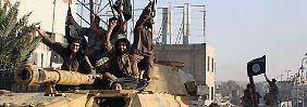 UN-Ermittler besorgt: IS erstarkt trotz Luftangriffen