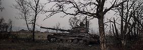 """""""Schlimmste Szenarien"""": Poroschenko warnt vor Krieg mit Russland"""